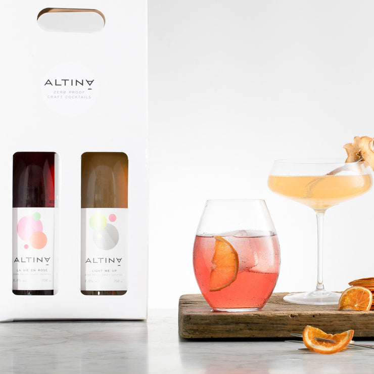 Gift Pack Product Altina Drinks
