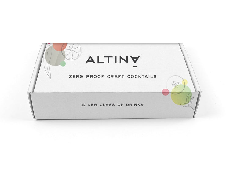 non alcoholic cocktail kit