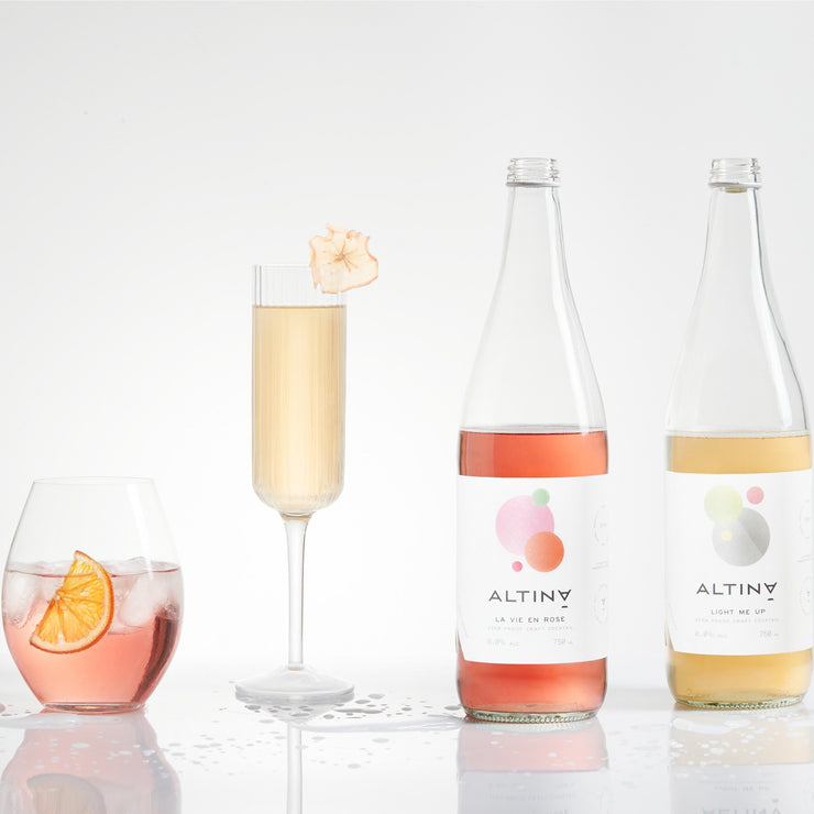 Mixed Packs (2, 6 or 12 bottles) - Altina Drinks