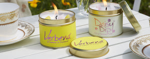 Verbena Scented Candles