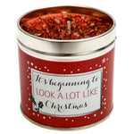 It's beginning to look a lot like Christmas - Mistletoe Collection by Best Kept Secrets
