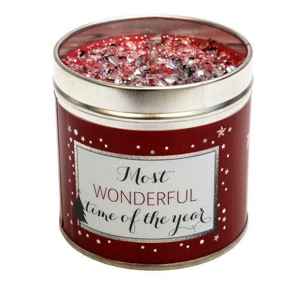 Most wonderful time of the year - Mistletoe Collection by Best Kept Secrets