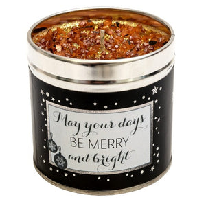 May your days be merry and bright - Mistletoe Collection by Best Kept Secrets