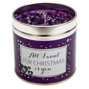 All I want for Christmas is you - Mistletoe Collection by Best Kept Secrets