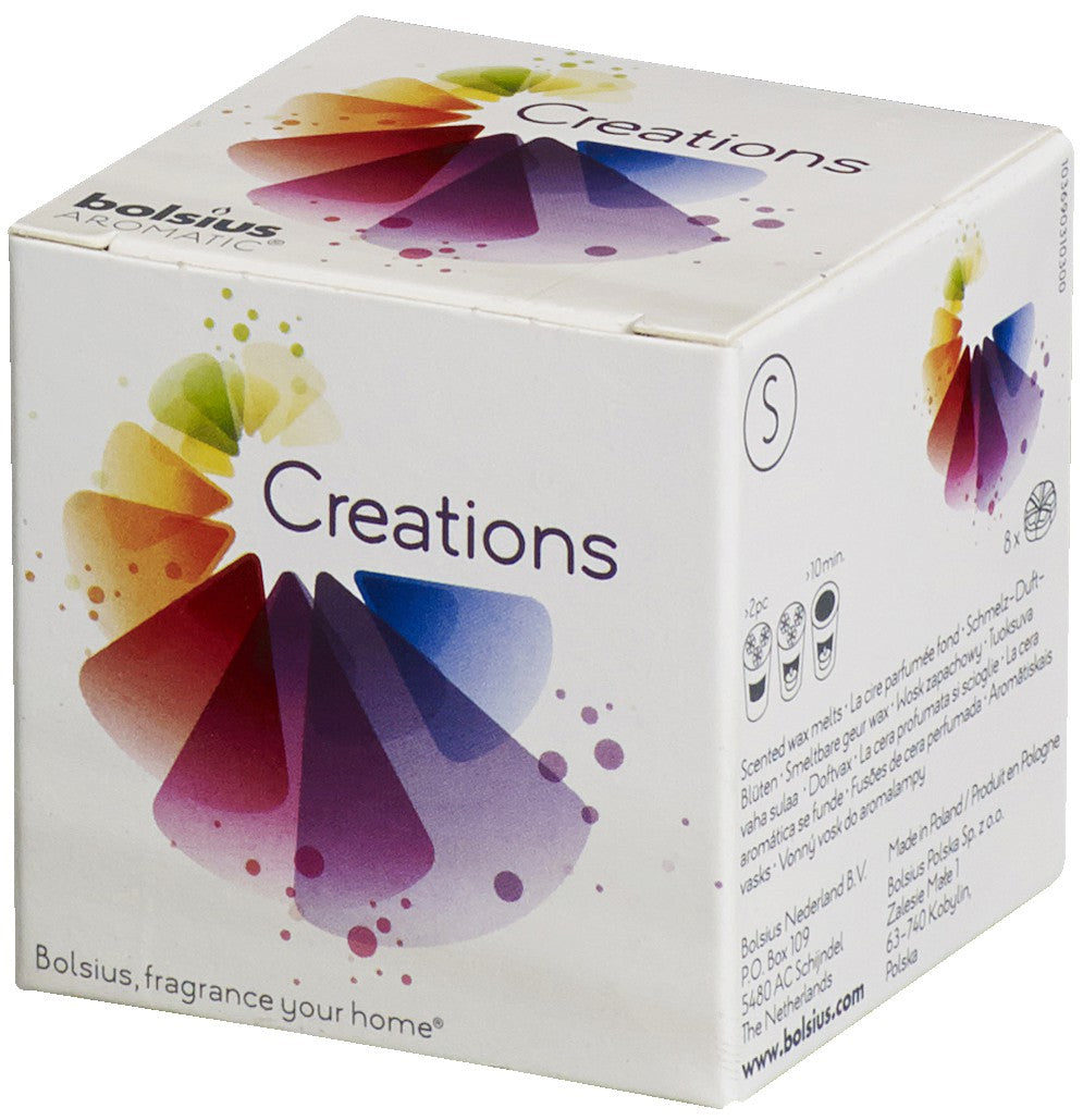 Creations Wax Melts - Box of 8 - Candle With Care