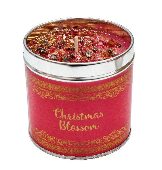 Christmas Blossom - Christmas Elegance by Best Kept Secrets - Candle With Care