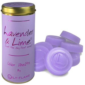 Lily Flame Lavender & Lime Wax Melts