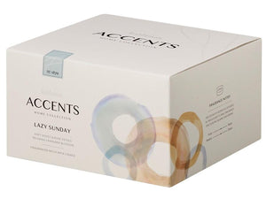 Accents Multiwick Candle Candle Bolsius Lazy Sunday