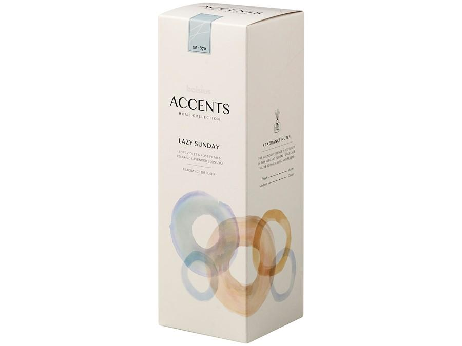 Accents Room Diffuser Candle Bolsius Lazy Sunday