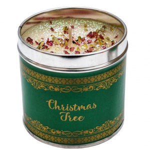 Christmas Tree - Christmas Elegance by Best Kept Secrets Candle Tin Best Kept Secrets