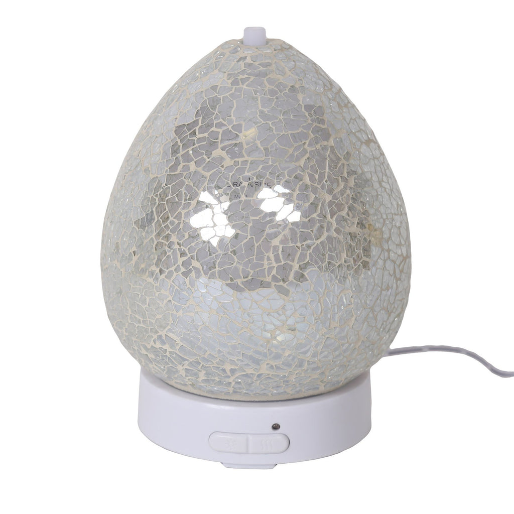 Clear Lustre LED Ultrasonic Diffuser Electric Burner Aromatize