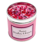 Faerie Wishes and Kisses Scented Candle Tin Candle Tin Best Kept Secrets