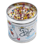 Gin Queen Just Because... Candle Tin Best Kept Secrets Gin Queen