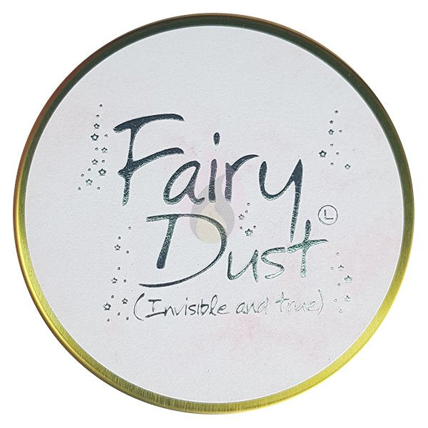 Lily Flame Fairy Dust Candle Tin Candle Tin Lily Flame