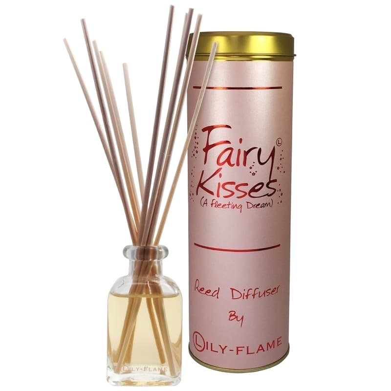 Lily Flame Fairy Kisses Reed Diffuser Reed Diffuser Lily Flame