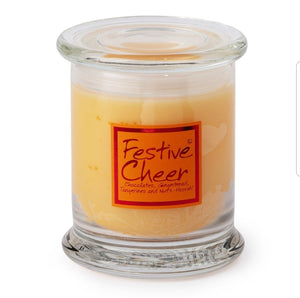 Lily Flame Festive Cheer Candle jar Candle Jar Lily Flame