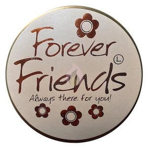 Lily Flame Forever Friends Candle Tin Candle Tin Lily Flame
