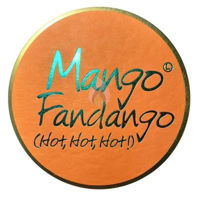 Lily Flame Mango Fandango Candle Tin Candle Tin Lily Flame