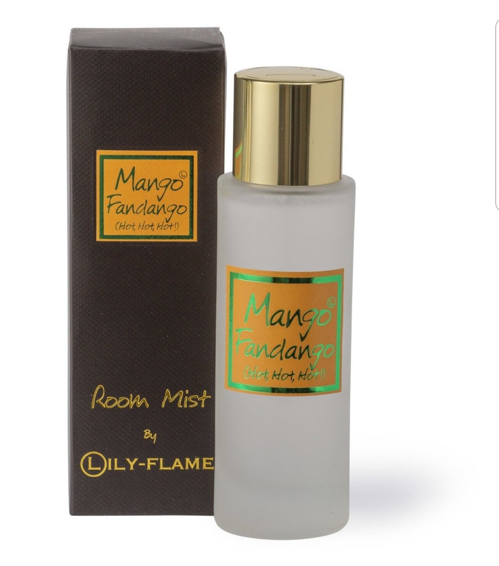 Lily Flame Mango Fandango Room Spray Room Spray Lily Flame