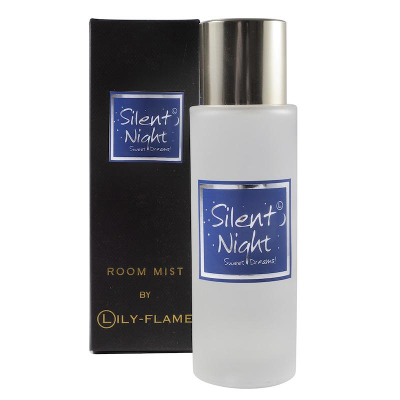 Lily Flame Silent Night Room Spray Room Spray Lily Flame