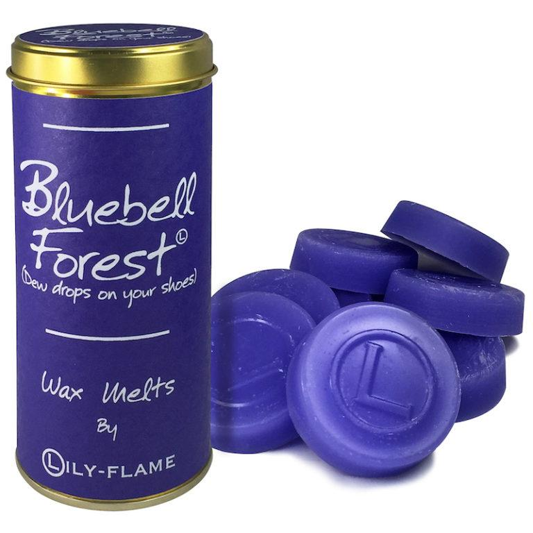Lily Flame Bluebell Forest Wax Melts
