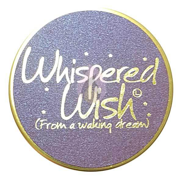 Lily Flame Whispered Wish Candle Tin Candle Tin Lily Flame