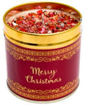 Merry Christmas - Christmas Elegance by Best Kept Secrets Candle Tin Best Kept Secrets