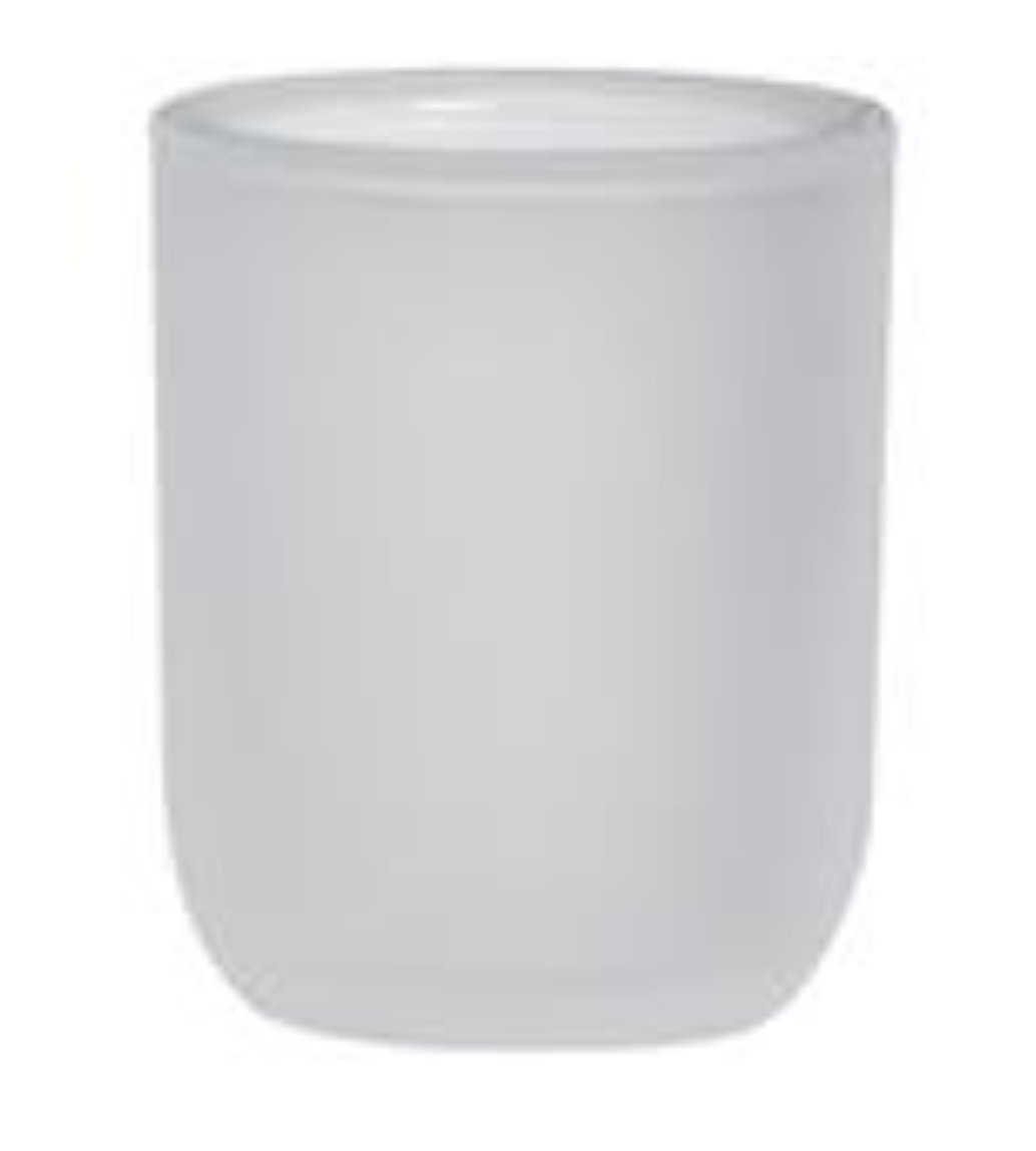 Misty White Tealight Candle holder Accessories Bolsius