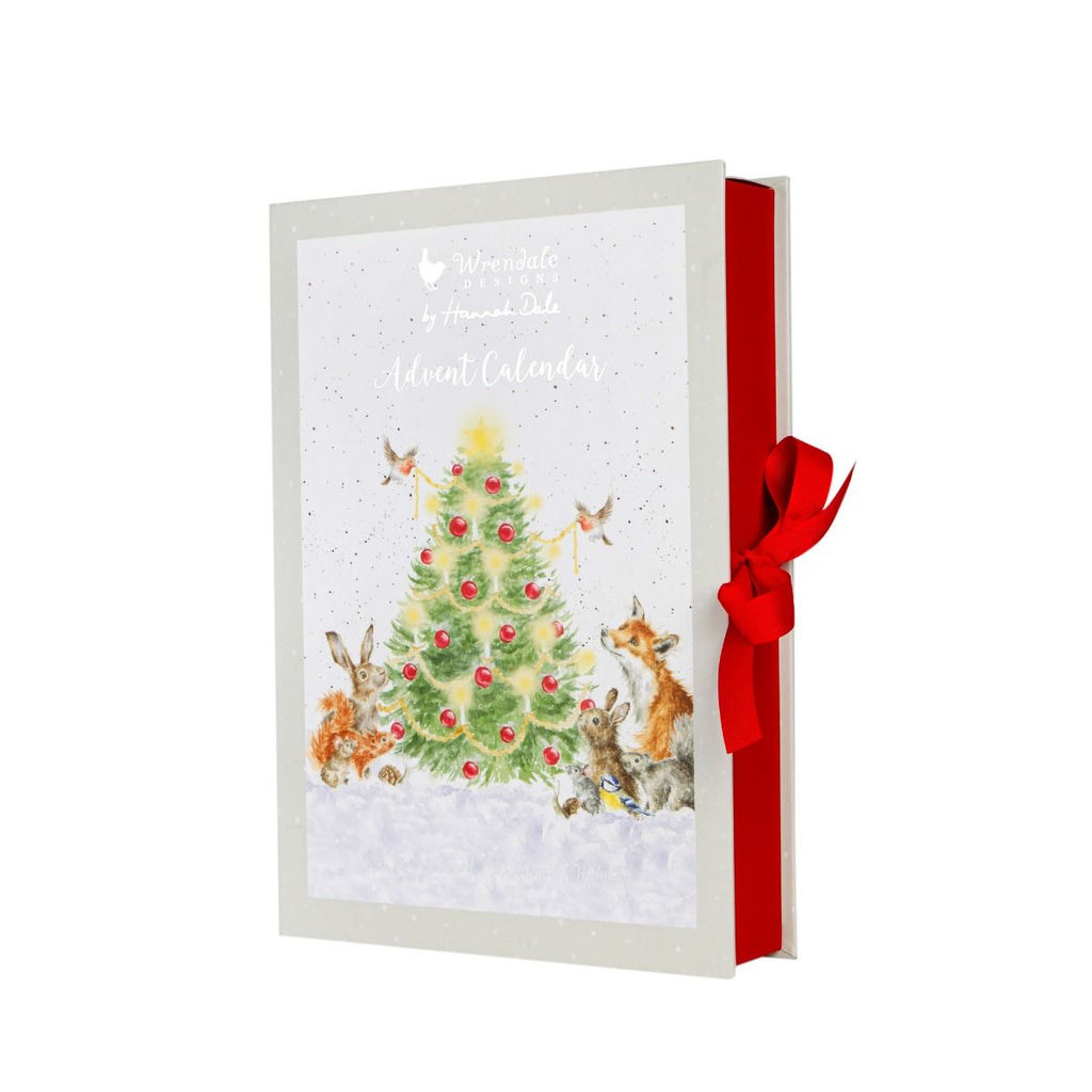 Wrendale Candle Advent Calendar by Wax Lyrical