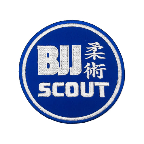 BJJ Scout Patch (Free Worldwide Shipping)
