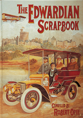 Robert Opie Edwardian Scrapbook Museum of Brands