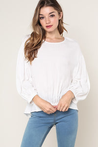 White Blouse