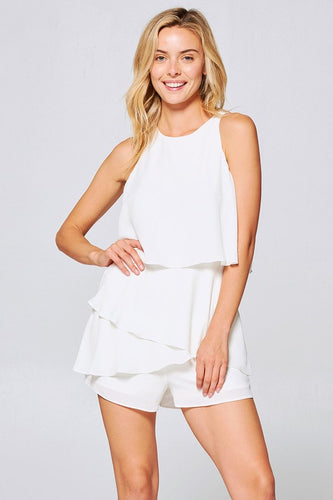 Multi Layer Romper