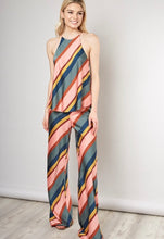 Load image into Gallery viewer, Multi Stripe Blouse