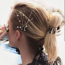 Load image into Gallery viewer, Pearl Hair Pins