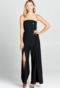 Buttons Jumpsuit