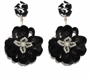 Flower Earring