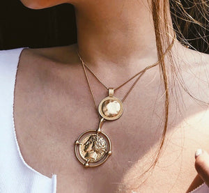 Coin Necklace