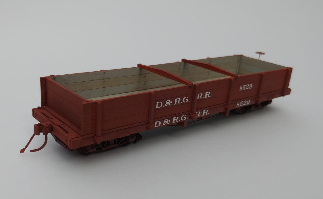 HOn3 Billmeyer & Small (D&RG) coal car