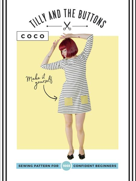 Tilly and the Buttons - Coco Top and Dress