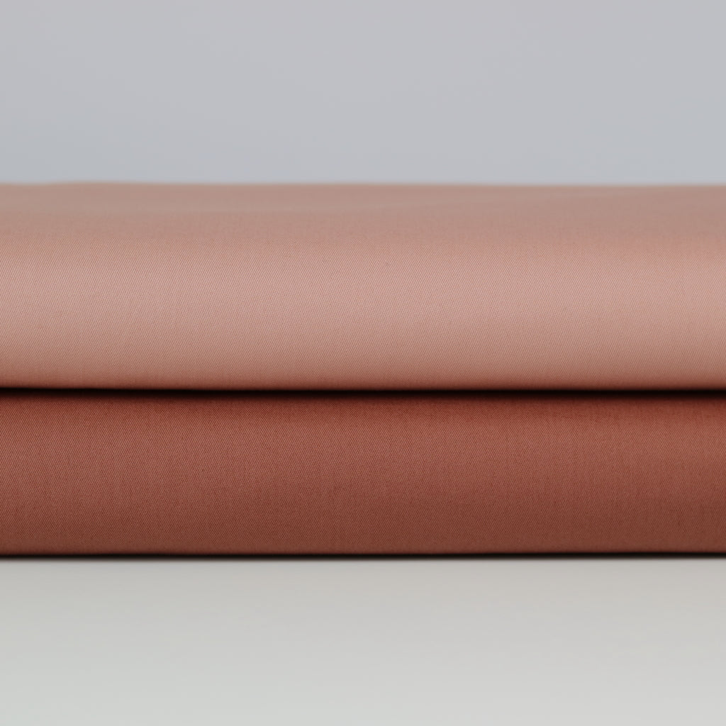 Stretch Cotton- Copper