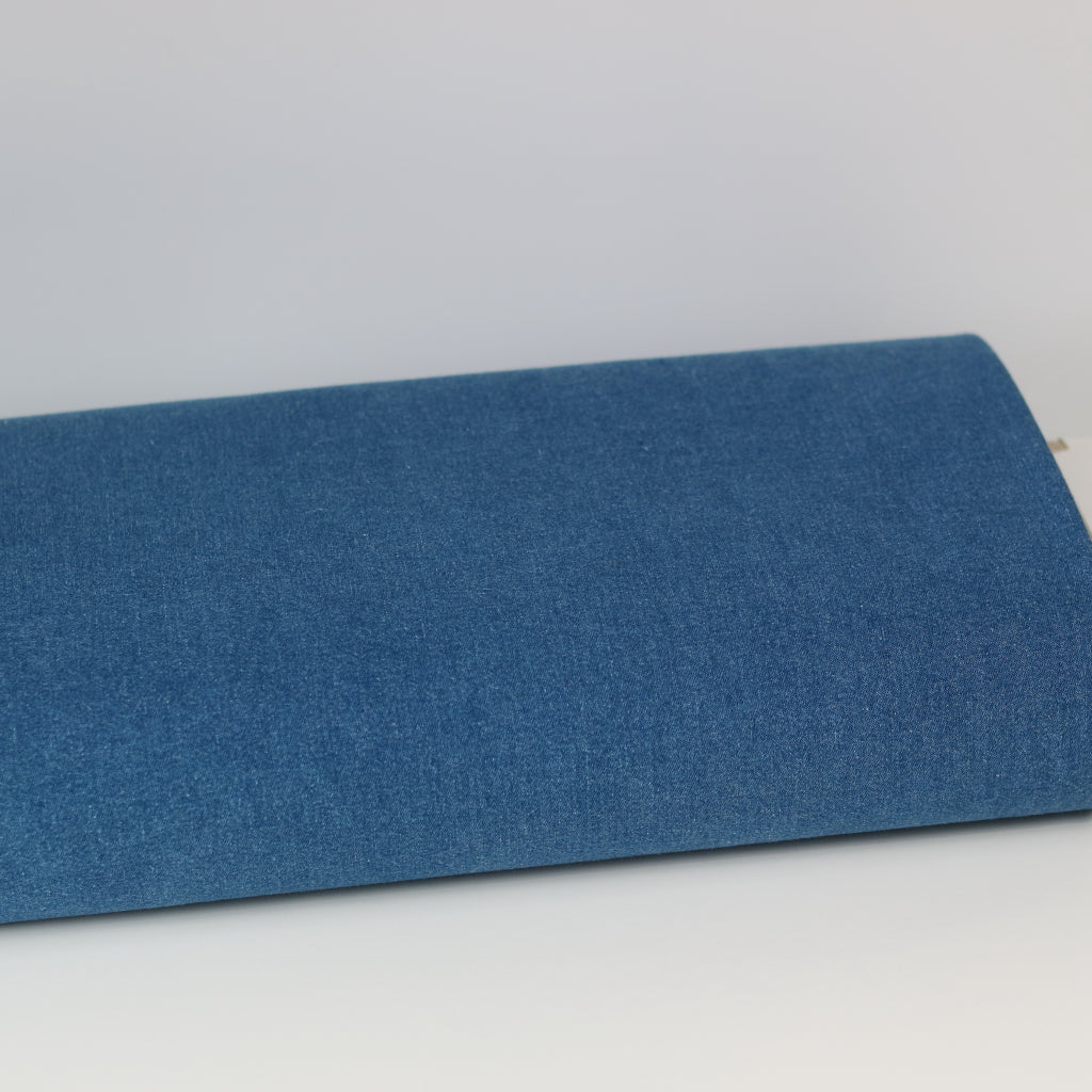 Denim Stretch 10oz Blue
