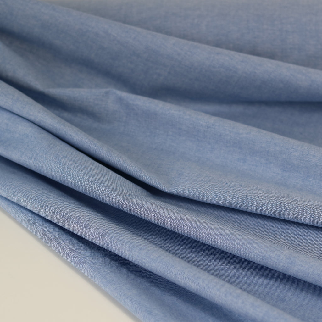 Chambray-Light Blue