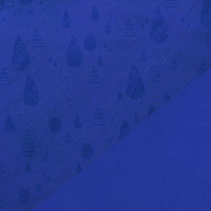Softshell Magic Raindrop- Cobalt Blue