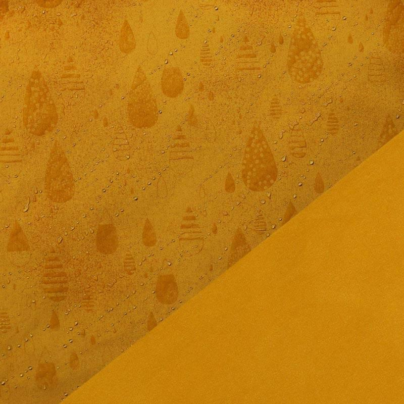 Softshell Magic Raindrop- Ochre