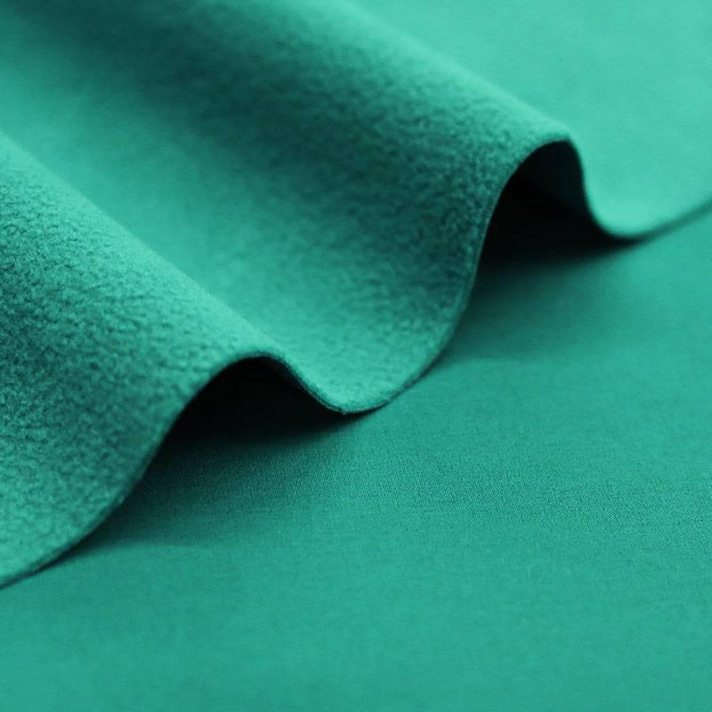 Softshell- Emerald Green