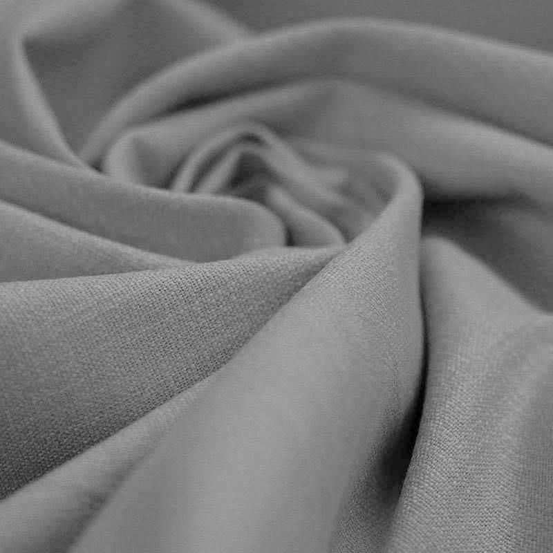 Stretch Linen- Grey