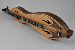 mountain dulcimer made by terry mccafferty in texas