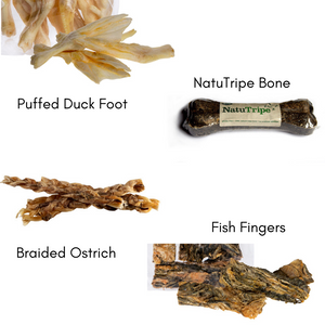 Pick & Mix Natural Dog Chews
