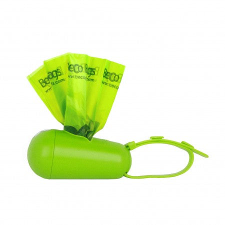 The Pod poo bag dispenser
